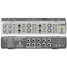 Стерео усилитель Behringer AMP 800