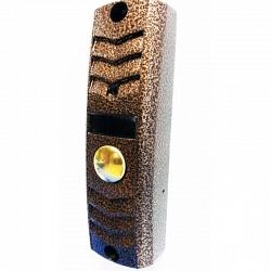 Вызывная панель Сатро Сатро-305 (700 PAL CCD) Медь