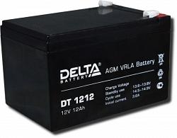 Аккумулятор герметичный свинцово-кислотный Delta DT 1212
