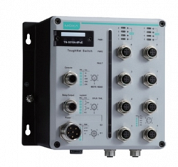 Управляемый коммутатор MOXA TN-5510A-8PoE-2GTX-WV-CT-T