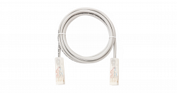 Коммутационный шнур NIKOMAX NMC-PC2UD00D-015-GY
