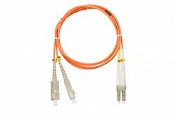 Шнур волоконно-оптический NIKOMAX NMF-PC2M2A2-SCU-LCU-001