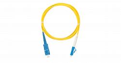 Шнур волоконно-оптический NIKOMAX NMF-PC1S2C2-SCU-LCU-003