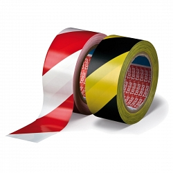 Лента American Dj Marking and warning tape black-yellow 33m 50,0mm