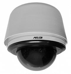 Уличная поворотная аналоговая видеокамера PELCO SD429-PG-1
