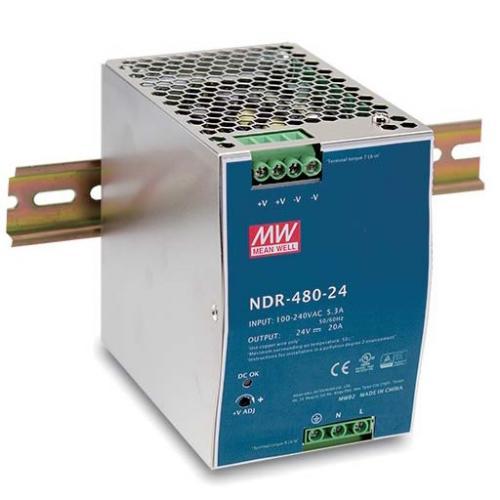 NDR-480-48-E Блок питания  Lantech