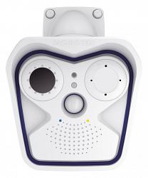 Уличная камера со встроенным тепловизионным сенсором Mobotix MX-M15D-Thermal-L43