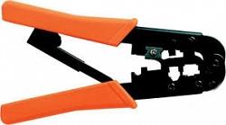 Инструмент NIKOMAX обжимной, 2 гнезда, с храповиком NMC-568R
