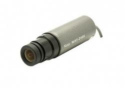 Миниатюрная аналоговая видеокамера Watec WAT-240E G1.9