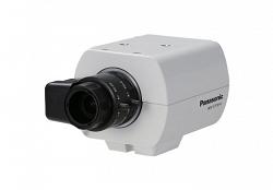 Видеокамера цветная корпусная Panasonic WV-CP314E