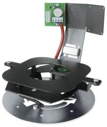 Videotec   ODBH24H248B - адаптер для монтажа камер SONY в DBH24 с нагревателем 24В