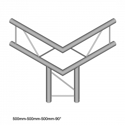 Металлическая конструкция Dura Truss DT 22 C31V-LD   90