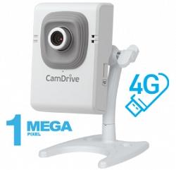 Миниатюрная IP видеокамера Beward CD300-4G