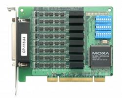 8-портовая плата MOXA CP-138U-I-T w/o Cable