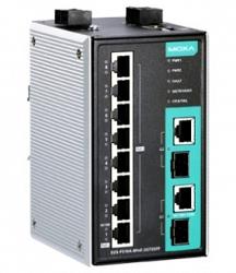 Коммутатор MOXA EDS-P510A-8PoE-2GTXSFP