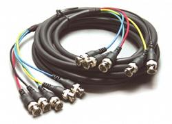 BNC 5 кабель в сборе Kramer C-5BM/5BM-25