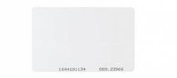 Карта доступа EM ISO Cards BOSCH ACD-ATR11ISO
