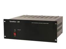 Блок резервного питания и коммутации ТРОМБОН-БП-21