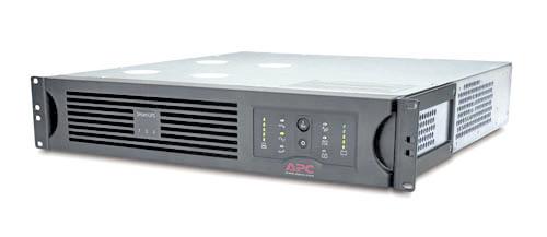 ИБП APC Smart-UPS1500VA USB and Serial RM 2U 230V (SUA1500RMI2U)