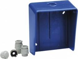 Кожух для защиты от погодных условий больших РПИ, синий - Esser 781692