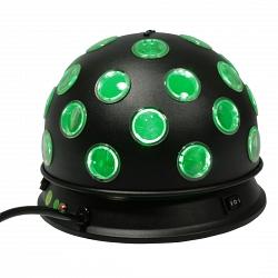 Вращающийся шар American Audio Mini TRI Ball II