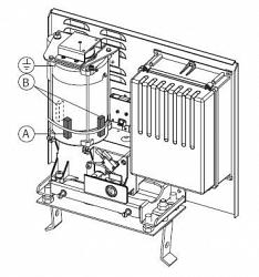 Комплект нагревательных элементов для шлагбаумов GENIUS KIT-L SPIN