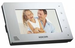 Kocom KCV-A374 (белый) Монитор цв.видеодомофона