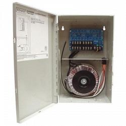 Источник эл. питания  CCTV, 8 предохранительных выходов, 12 / 24VDC ALTV1224DC220 Altronix