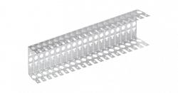 Кронштейн NIKOMAX настенный, на 20 плинтов NMC-WCPLBR20-2