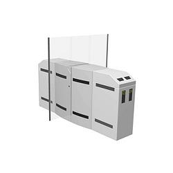Турникет с раздвижными створками ( центральный модуль с 2 независимыми проходами)     AS   PNG-392 Twin