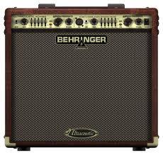 Звуковой усилитель Behringer ACX 450