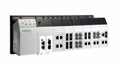 Модульный коммутатор MOXA EDS-82810G
