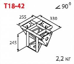 Стыковочный узел  IMLIGHT T18-42