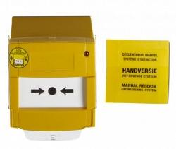 Адресный ручной пожарный извещатель UTC Fire&Security DM2010Y