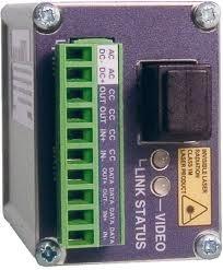Одноканальный передатчик видео-данных-контактов Teleste CPT521