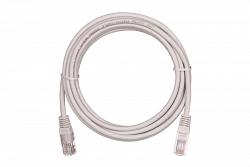 Коммутационный шнур NETLAN EC-PC4UD55B-BC-LSZH-100-GY-10