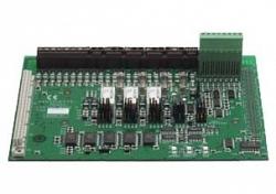 Карта внешних устройств с 1 слотом для микромодуля для панелей серии IQ8Control - Esser 772477