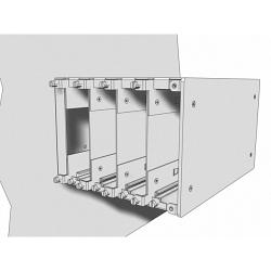 Комплект расширения для изделия WM5001/5002/5003-3U PELCO одинарная ширина
