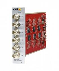 6-канальный сетевой видеодекодер AXIS Q7436 VIDEO ENCODER BLADE (0584-001)