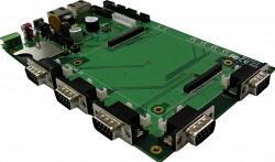 Отладочная плата MOXA EM-1240-LX Development Kit