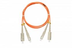 Шнур волоконно-оптический NIKOMAX NMF-PC2M2A2-SCU-SCU-002