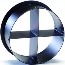 Насадка для коррекции луча на тубус ETC S4 PAR Cross Baffle Top Hat, Black