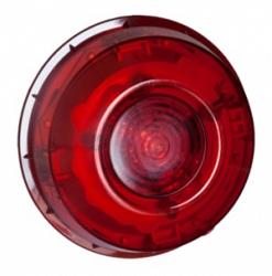 Оповещатель настенный световой адресный, красный ESMI