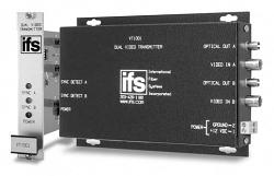 Двухканальный передатчик видео IFS VT1001