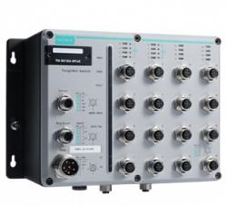 Управляемый коммутатор MOXA TN-5518A-8PoE-2GTXBP-WV-CT-T