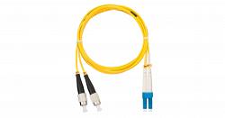 Шнур волоконно-оптический NIKOMAX NMF-PC2S2C2-FCU-LCU-002