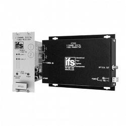 2-канальный приёмник видеосигнала IFS VR7230