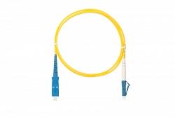 Шнур волоконно-оптический NIKOMAX NMF-PC1S2A2-SCU-LCU-002