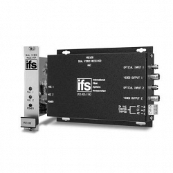 Видео передатчик/приемник данных IFS VT1500WDM