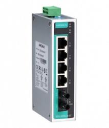Компактный коммутатор MOXA EDS-205A-M-ST-IEX